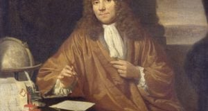 Antonie van Leeuwenhoek and the lenses that changed our view of the world
