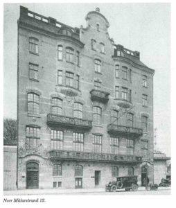 medicinska föreningen union house
