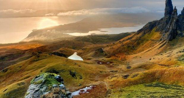 Scotland isle